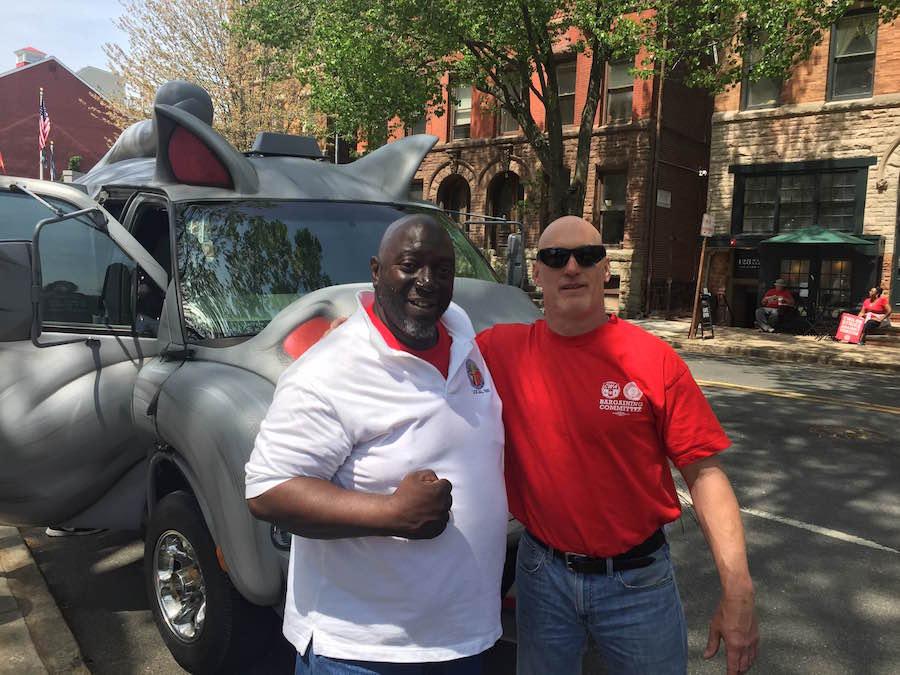 601 Stands With Striking Verizon Workers Uwua 601
